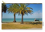 The Joy Of Sea And Palms Carry-all Pouch