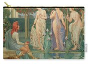 The Judgment Of Paris Carry-all Pouch