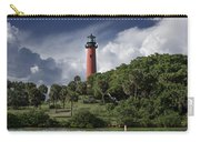 The Jupiter Inlet Lighthouse Carry-all Pouch