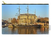 The Kaskelot In Bristol Dock Carry-all Pouch