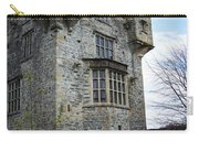 The Keep At Donegal Castle Ireland Carry-all Pouch