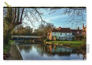 The Kennet And Avon Canal At Sulhamstead Carry-all Pouch