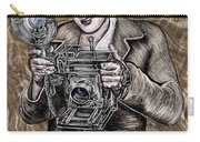 The King Of Cameras Carry-all Pouch