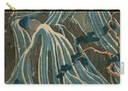 The Kirifuri Falls One Of The Three Waterfalls 1847 Carry-all Pouch
