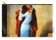 The Kiss Of Hayez Revisited Carry-all Pouch