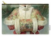 The Lady Of The Snows Carry-all Pouch