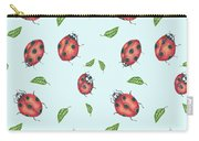 The Ladybugs Carry-all Pouch