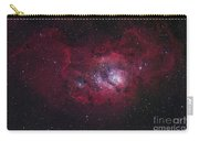 The Lagoon Nebula Carry-all Pouch by Robert Gendler
