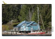 The Lake House - Digital Oil Carry-all Pouch