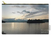 The Lake Of Two Rivers At Dawn Carry-all Pouch