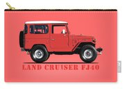 The Land Cruiser Fj40 Carry-all Pouch