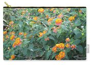 The Lantana In The Near 20 Carry-all Pouch