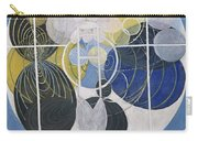 The Large Figure Paintings  No  5 Group 3  Hilma Af Klint 1907 Carry-all Pouch