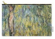 The Large Willow At Giverny Carry-all Pouch