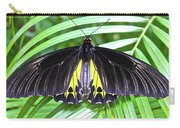 The Largest Butterfly In The World Carry-all Pouch
