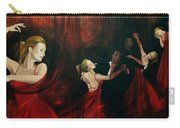 The Last Dance Carry-all Pouch by Dorina  Costras