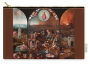 The Last Judgement Hieronymus Bosch Carry-all Pouch