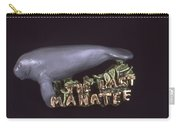 The Last Manatee Carry-all Pouch