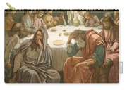 The Last Supper Carry-all Pouch by John Lawson