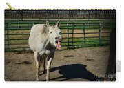 The Laughing Horse Carry-all Pouch