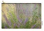 The Lavender Outside Her Window Carry-all Pouch