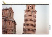 The Leaning Tower Of Pisa Carry-all Pouch