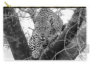 The Leopard's Stare Carry-all Pouch