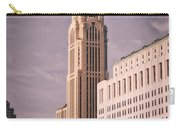The Leveque Tower Of Columbus Ohio Carry-all Pouch
