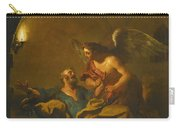 The Liberation Of Saint Peter Carry-all Pouch
