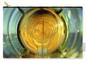 The Light Bulb Inside The Fresnel Of A Lighthouse Carry-all Pouch