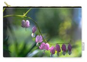 The Light In Our Bleeding Hearts Carry-all Pouch