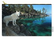 The Light Of Lake Tahoe Carry-all Pouch