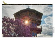 The Light Through The Pagoda Carry-all Pouch