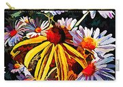 The Light Within The Flowers Carry-all Pouch