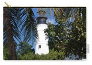 The Lighthouse In Key West II Carry-all Pouch