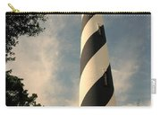 The Lighthouse In St.augustin Fl Carry-all Pouch