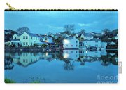 The Lights Come On In Mylor Bridge Carry-all Pouch