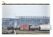 The Linc From The Other Side Of The Tracks Carry-all Pouch