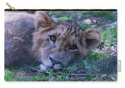 The Lion Cub Carry-all Pouch