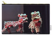 The Lion Dance Camarillo Kung Fu Club Carry-all Pouch