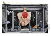 The Lips Of Forgetting Craziness Carry-all Pouch