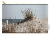 The Little Dune And The White Picket Fence Carry-all Pouch