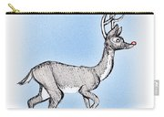 The Little Reindeer  Carry-all Pouch