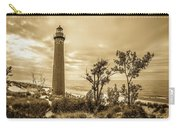 The Little Sable Lighthouse Carry-all Pouch