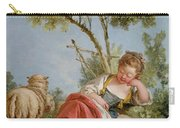 The Little Shepherdess Carry-all Pouch