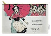 The Little Thumbelina 1891 Carry-all Pouch