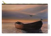 A Lone Boat Carry-all Pouch by Rosario Piazza