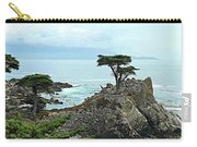The Lone Cypress Stands Alone Carry-all Pouch
