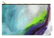 The Long Walk- Art By Linda Woods Carry-all Pouch