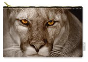 The Look - Florida Panther Carry-all Pouch
